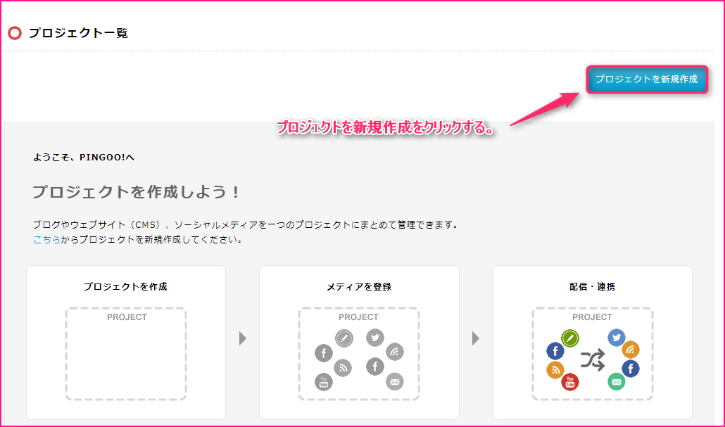 Ping送信サービスPINGOO!の登録する方法の説明画像7