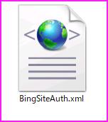 Bing ウェブマスターツールに自分のブログを設定する方法の説明画像5